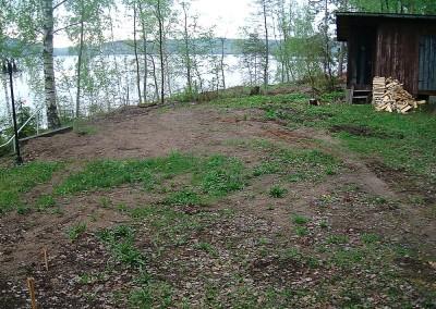 Pihan ehostus (Vesikansa) 2004